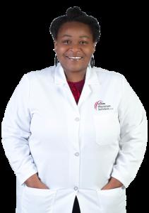 Dr. Afua Ntem-Mensah